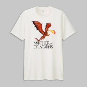 Tricou Mother Of Dragons 2