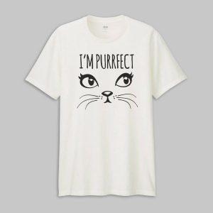 Tricou I'm Purrfect